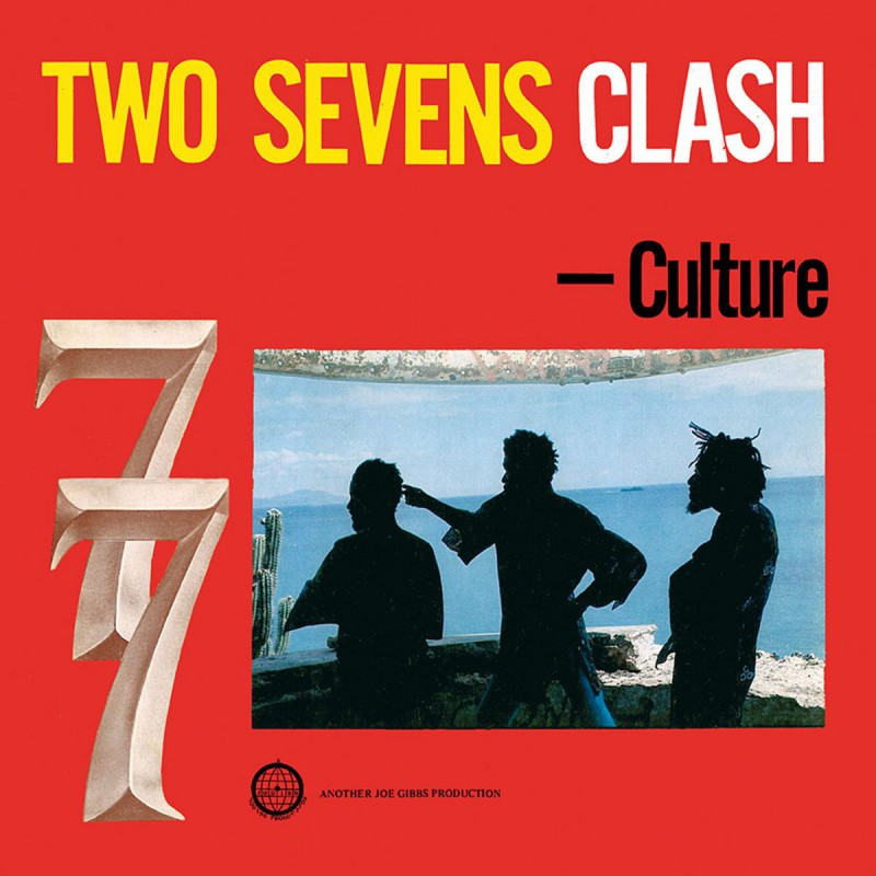(3XLP) CULTURE - TWO SEVENS CLASH (40TH ANNIVERSARY EDITION)