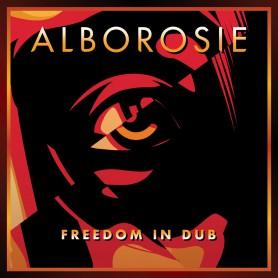 (LP) ALBOROSIE - FREEDOM IN DUB