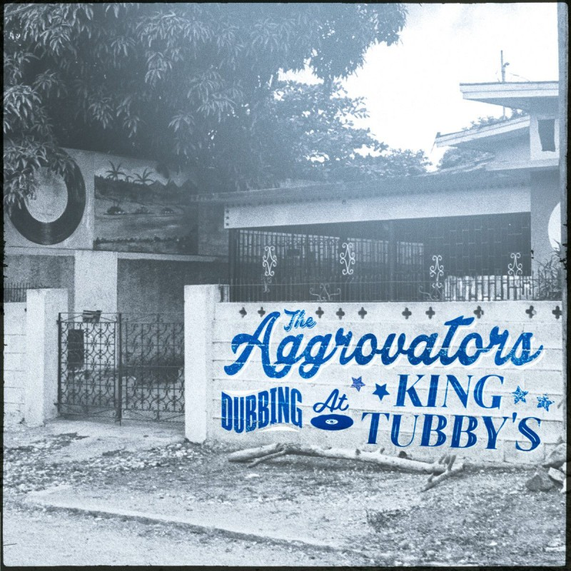 (2xLP) AGGROVATORS - DUBBING AT KING TUBBY'S VOL. 2