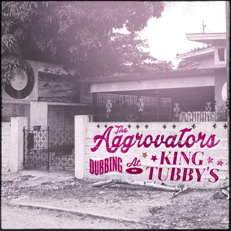 (2XLP) AGGROVATORS - DUBBING AT KING TUBBY'S VOL. 1