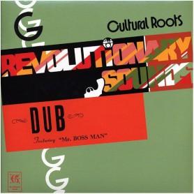 (LP) CULTURAL ROOTS - G REVOLUTIONARY SOUNDS DUB