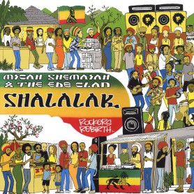 (LP) MICAH SHEMAIAH & THE EDB CLAN - SHALALAK