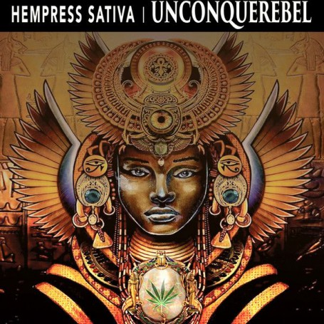 (LP) HEMPRESS SATIVA - UNCONQUEREBEL