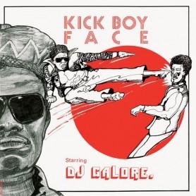 (LP) PRINCE JAZZBO - KICK BOY FACE