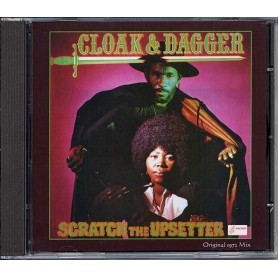 (CD) LEE PERRY - CLOAK AND DAGGER