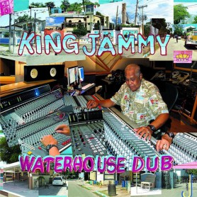 (CD) KING JAMMY - WATERHOUSE DUB