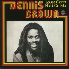 (LP) DENNIS BROWN - LOVE'S GOTTA HOLD ON ME