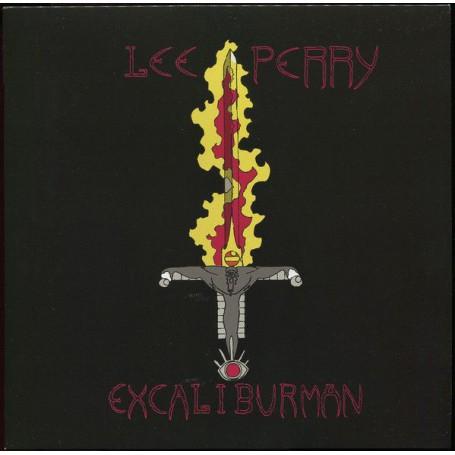 (LP) LEE PERRY - EXCALIBURMAN