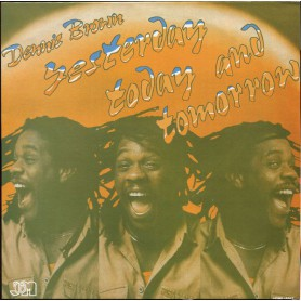 (LP) DENNIS BROWN - YESTERDAY TODAY & TOMORROW