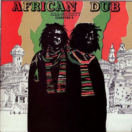 (LP) JOE GIBBS & THE PROFESSIONALS - AFRICAN DUB ALL MIGHTY CHAPTER 3