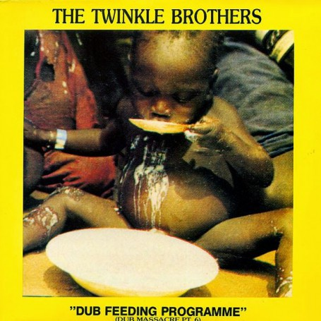(LP) THE TWINKLE BROTHERS - DUB FEEDING PROGRAMME - DUB MASSACRE PART 6