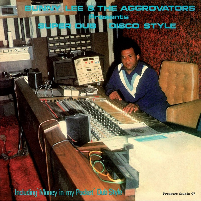 (LP) THE AGGROVATORS - SUPER DUB DISCO STYLE