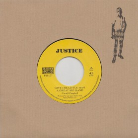 "(7"") CORNELL CAMPBELL - GIVE THE LITTLE MAN A GREAT BIG HAND / KING TUBBY - VERSION"
