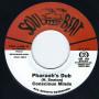 "(7"") BB SEATON - PHARAOH GONE AWAY / CONSCIOUS MINDS - PHARAOH'S DUB"