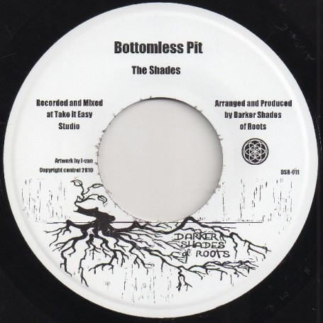 "(7"") THE SHADES - BOTTOMLESS PIT / PART II"