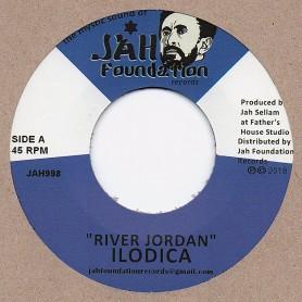 "(7"") ILODICA - RIVER JORDAN / RIVER OF DUB"