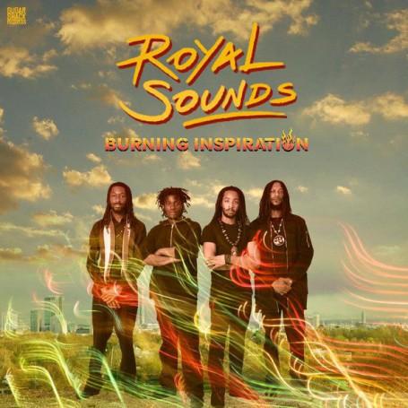 (2xLP) ROYAL SOUNDS - BURNING INSPIRATION