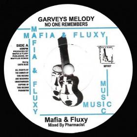 "(7"") MAFIA & FLUXY - GARVEYS MELODY / PLAIN RICE DUB"