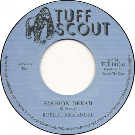"(7"") ROBERT EMMANUEL - FASHION DREAD / VERSION DREAD"