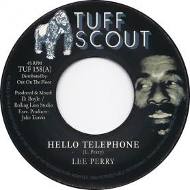 "(7"") LEE PERRY - HELLO TELEPHONE / VERSION"