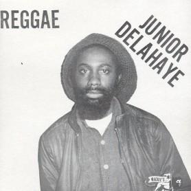 (LP) JUNIOR DELAHAYE - REGGAE SHOWCASE