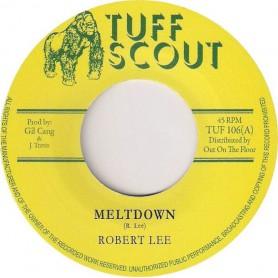 "(7"") ROBERT LEE - MELTDOWN / VERSION"