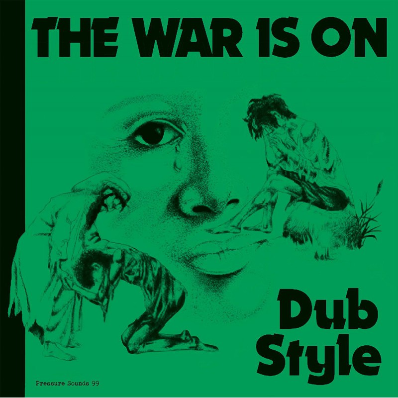 (LP) PHILL PRATT & THE REVOLUTIONARIES - THE WAR IS ON DUB STYLE