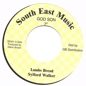 """(7"""") SYLFORD WALKER - LAMBS BREAD / PITTISION & GLENMORE - SAVE OUR DUB"""