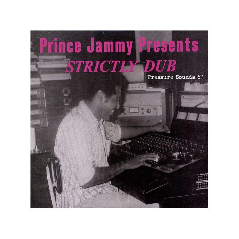 Prince Jammy - Strictly Dub (Pressure Sounds) CD