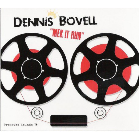 Dennis Bovell - Mek It Run (Pressure Sounds) CD