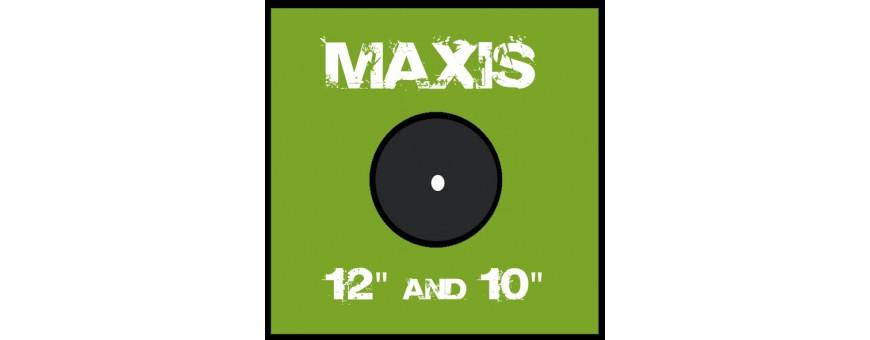 "Maxis 12"" & 10"""
