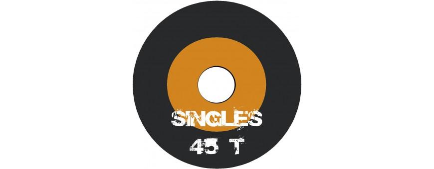 Singles 45T